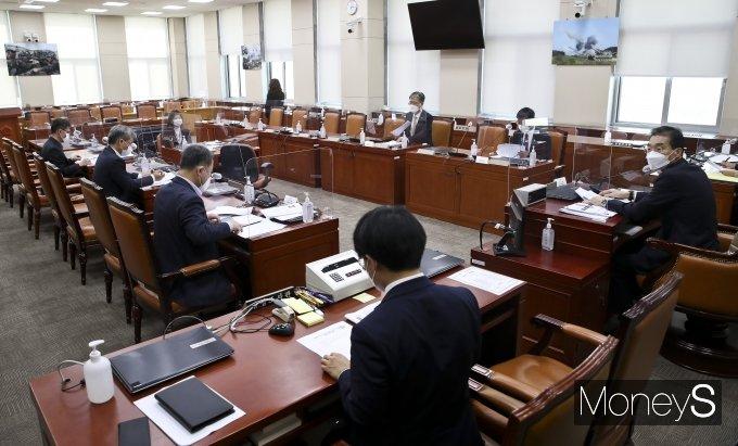 [머니S포토] 세월호참사 진상규명 특별검사후보추천위원회 제2차회의
