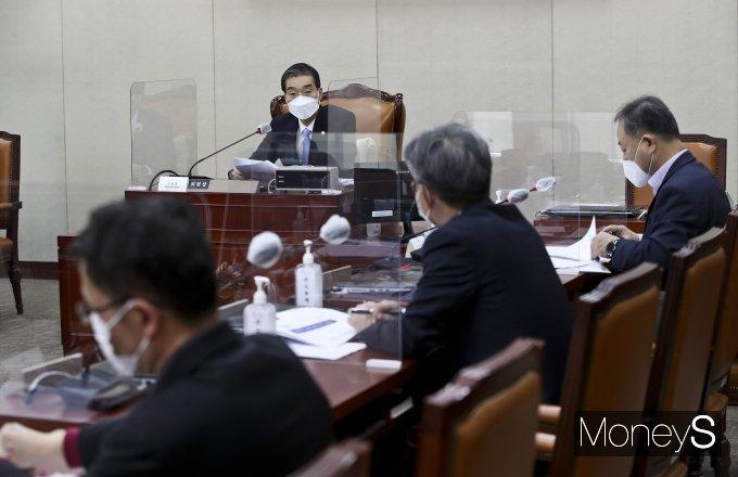 [머니S포토] 세월호 특검추천위 제2차회의 개최