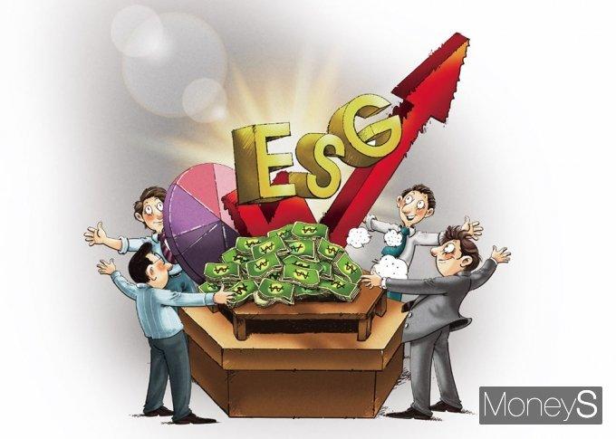 캐피탈사들이 잇달아 ESG(환경·사회·지배구조) 채권을 발행하고 있다. /일러스트=임종철