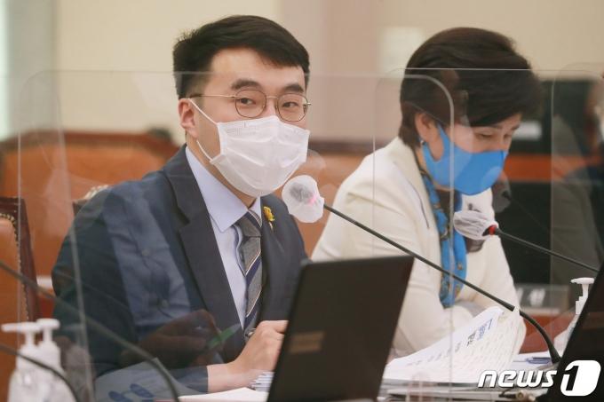 김남국 민주당 의원/뉴스1 © News1 박세연 기자