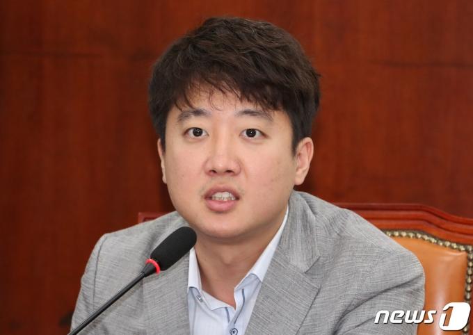 이준석 전 최고위원/뉴스1 © News1 이종덕 기자