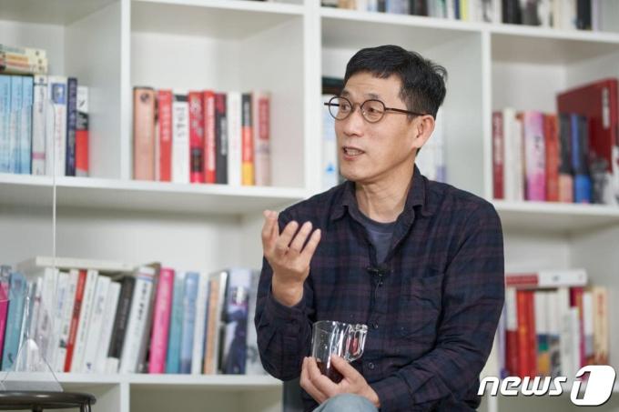 진중권 전 동양대 교수/뉴스1 © News1 박세연 기자