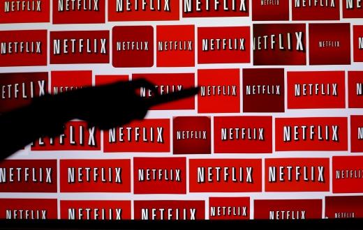 동영상 스트리밍 업체 넷플릭스의 1분기 신규 구독자 수가 시장 예상치를 크게 밑돌면서 시간외 주가가 12% 넘게 급락했다./사진=로이터
