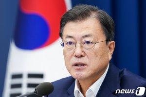 문재인 대통령, 오세훈·박형준과 청와대 오찬… '협치의 자리' 마련