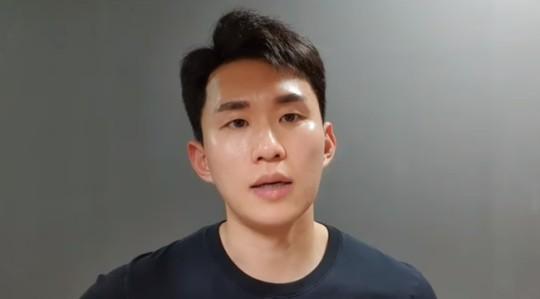 707부대 이진봉이 박수민 중사 손절 의혹에 대한 입장을 밝혔다. /사진=이진봉 유튜브 캡처