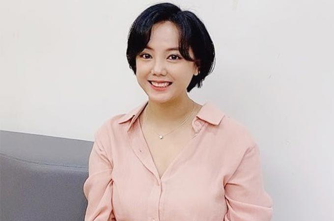 방송인 고은아의 질문에 한현민이 당황했다. /사진=고은아 인스타그램