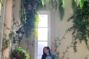 트와이스 다현, 잘록한 허리+긴 다리 '늘씬 몸매'