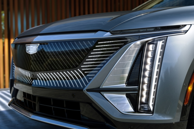 캐딜락 브랜드 최초 럭셔리 전기 SUV(승용형 다목적차) 리릭(LYRIQ)./ 사진=캐딜락