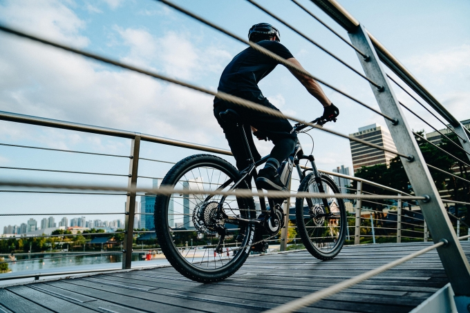 mtb 자전거. 삼천리자전거 제공