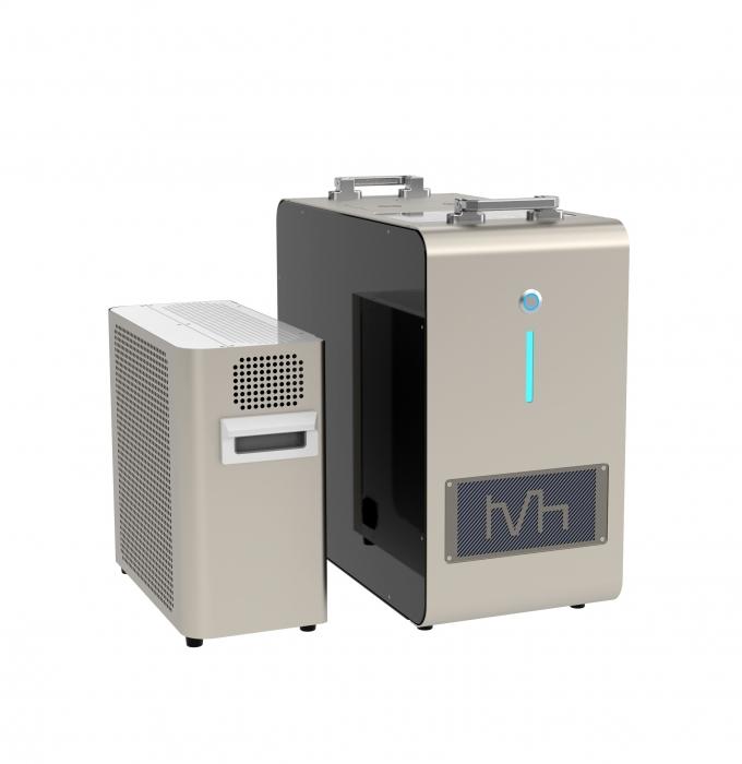 휴온스메디케어가 자체 개발한 공간멸균기 '휴엔 IVH ER'./사진=휴온스메디케어