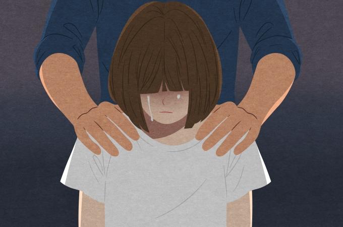 딸을 상대로 폭력을 휘두른 아버지가 징역 6년을 선고받았다. /사진=이미지투데이