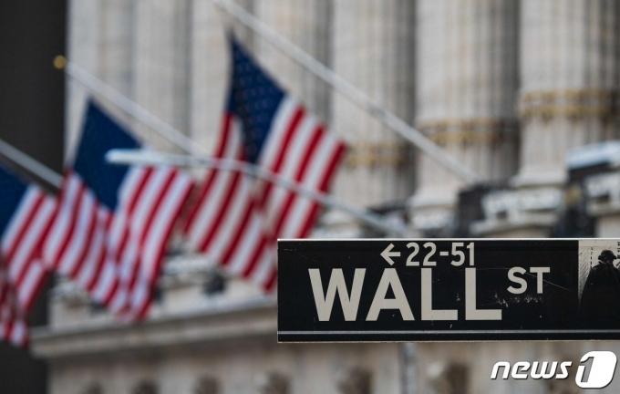 뉴욕증권거래소(NYSE) © AFP=뉴스1
