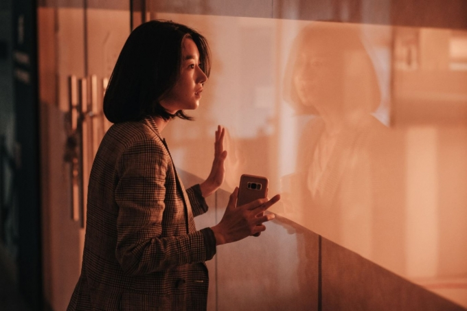 배우 서예지가 영화 '내일의 기억'에 출연했다. /사진=(주)아이필름 코퍼레이션, CJ CGV 제공