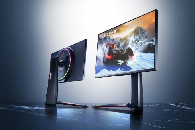 'LG 울트라기어' 게이밍 모니터 신제품(모델명: 27GP950) /사진제공=LG전자