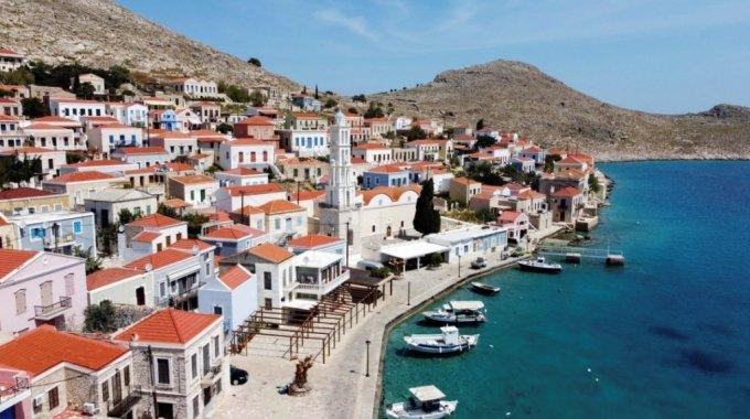 그리스 할키마을 전경. /사진=뉴스1(로이터)