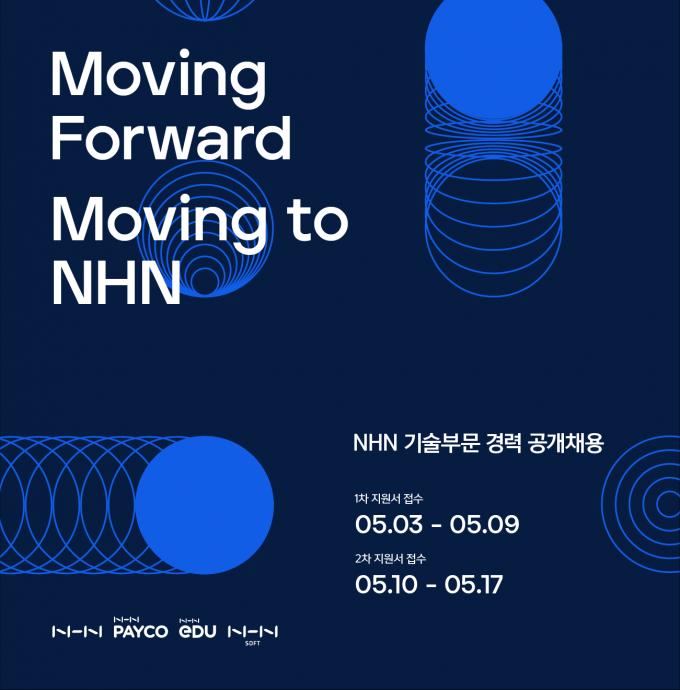 NHN그룹이 경력 개발자 공개 채용을 진행한다. /사진제공=NHN