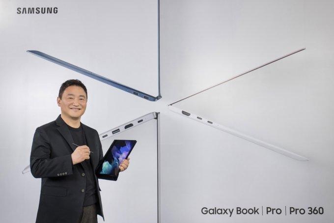 """삼성전자, 갤럭시북 프로·프로360 공개… """"모바일 경험 노트북까지"""""""