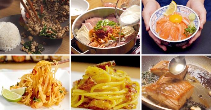 요리용디는  음식에 대한 첫인상이 자신의 콘텐츠로 결정될 수도 있다는 생각에 레시피 연구에도 매진했다. /사진제공=요리용디