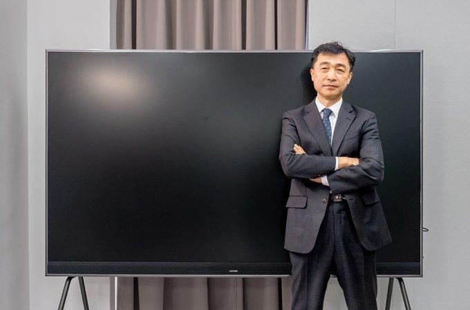 """[CEO초대석] 김명수 루컴즈전자 사장 """"'대우 DNA', 가전 품질 양보 안 해"""""""