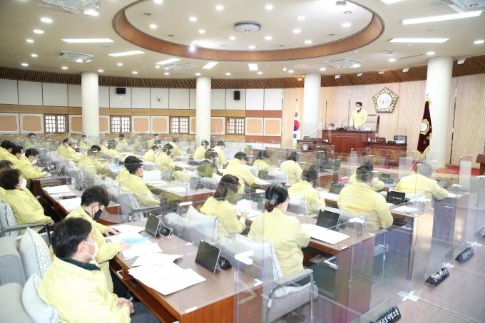 고양시의회, 지역 현안 해결을 위한 특별위원회 구성. / 사진제공=고양시의회