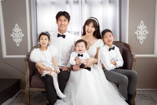 SBS '동상이몽2-너는 내 운명'에 정조국-김성은 부부가 출연했다. /사진=SBS