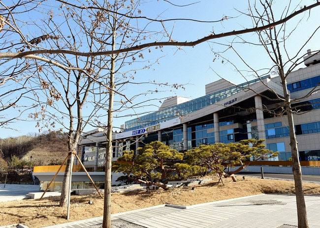 경기도청 북부청사 전경. / 사진제공=경기북부청