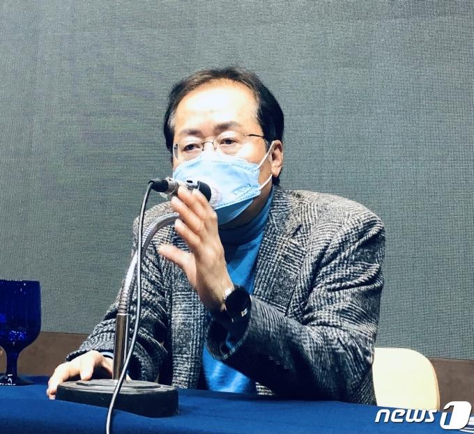 홍준표 무소속 의원 (대구 수성을)© News1 남승렬 기자