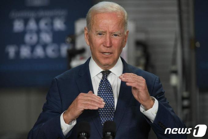 조 바이든 미국 대통령. © AFP=뉴스1 © News1 우동명 기자
