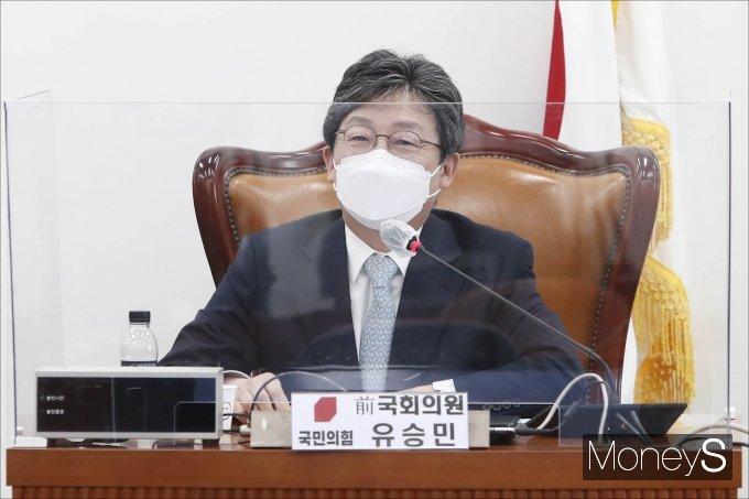 [머니S포토] 유승민 '국민 신뢰를 얻기 위한 당 개혁'