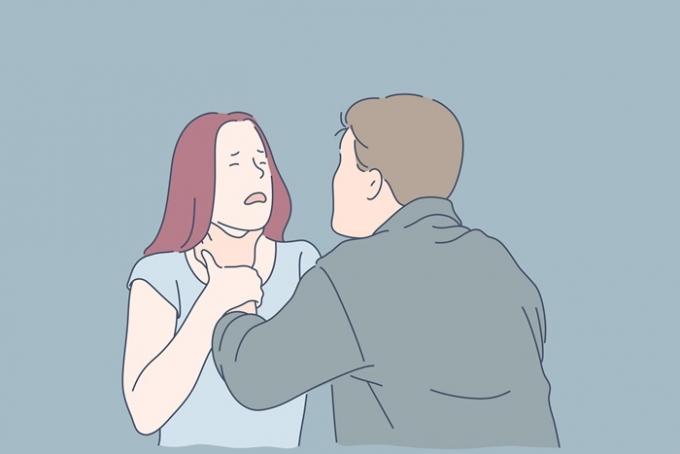 """""""남자가 하는 말을 듣지 않았다""""며 여자친구를 구타해 갈비뼈 골절상 등을 입힌 40대 남성 A씨(41)가 2심에서도 징역형의 집행유예를 선고받았다. 사진은 기사 내용과 무관함. /그래픽=이미지 투데이"""