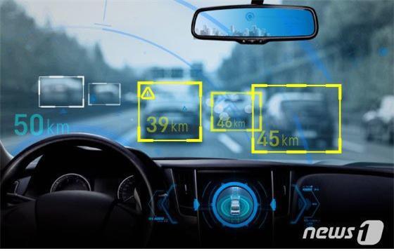 손해보험사들이 개인용 자율주행차 보험 개발에 착수했다./그래픽=뉴스1