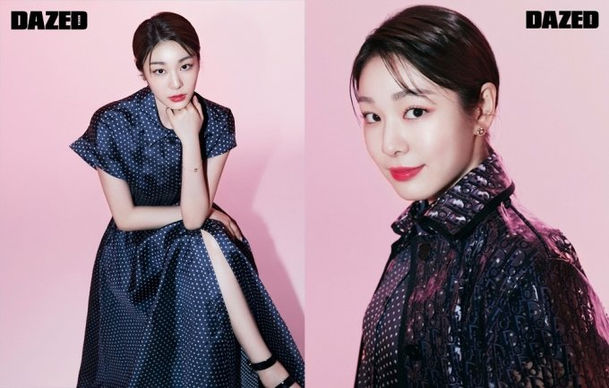 """""""그렇게 쳐다보면 설레""""… 김연아, 뭘해도 사랑스러워"""