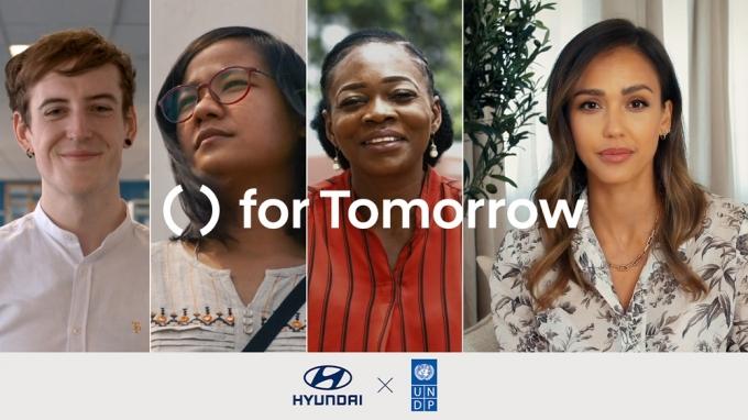 현대자동차가 'for Tomorrow' 프로젝트를 론칭 6개월을 맞아 지속가능한 미래를 위해 도출된 다양한 솔루션 영상을 공개했다./사진=현대자동차
