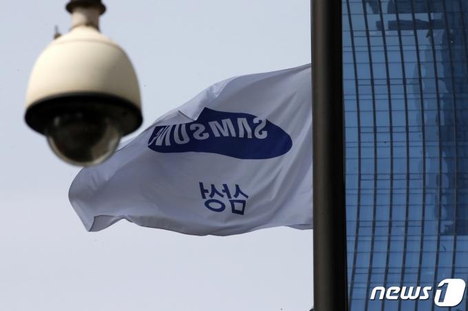 서울 서초구 삼성전자 사옥. 2021.4.20/뉴스1 © News1 이승배 기자