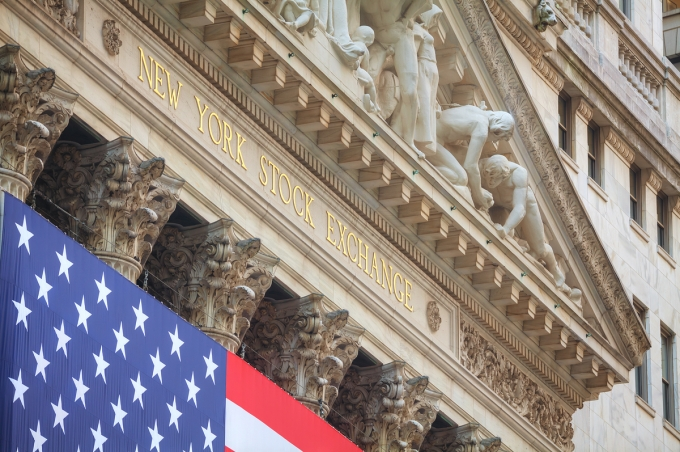 6일(현지시각) 뉴욕증시는 미국의 4월 고용보고서 발표를 하루 앞두고 상승했다./사진=이미지투데이