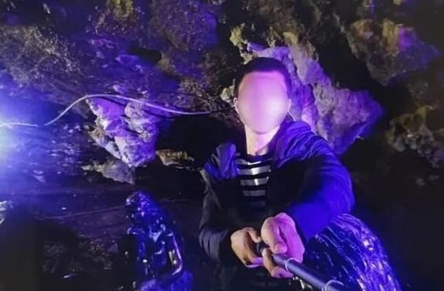 두 살 아들을 판 돈으로 재혼한 부인과 해외 여행을 다녀온 남성이 체포됐다. /사진=데일리메일 캡처