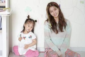 '18어게인 홍시아' 노정의, 화보 비하인드 속 감탄 미모