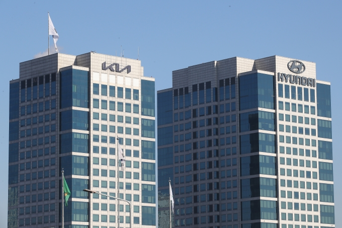 서울 서초구 양재동 현대자동차 본사 모습./사진=뉴스1 임세영 기자