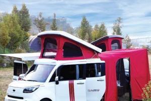 캠핑카로 개조한 화물차, 사고 나면 보험금 받을 수 있나?