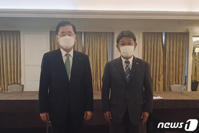 [뉴스1 주간 핫포토]김오수, 文정부 마지막 검찰총장