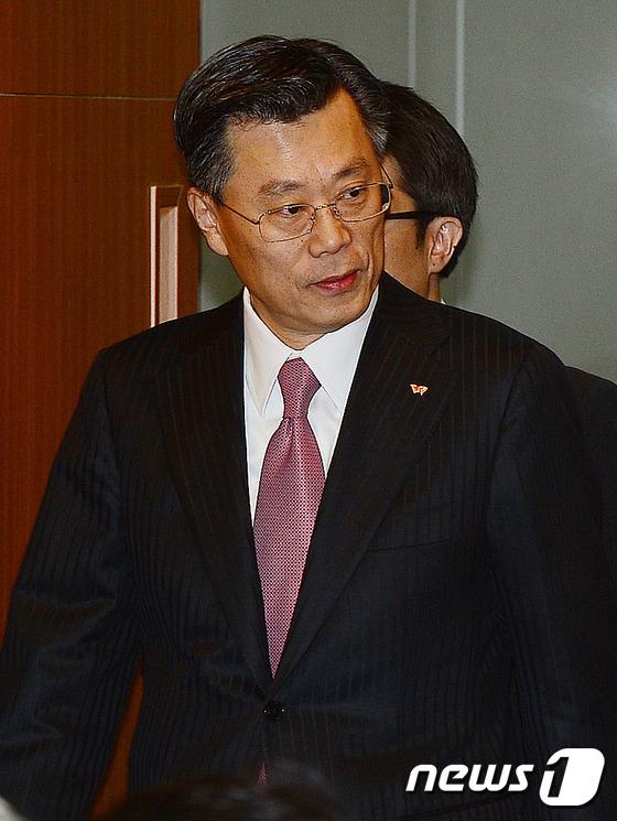 조대식 SK수펙스추구협의회 의장 © News1 박세연 기자