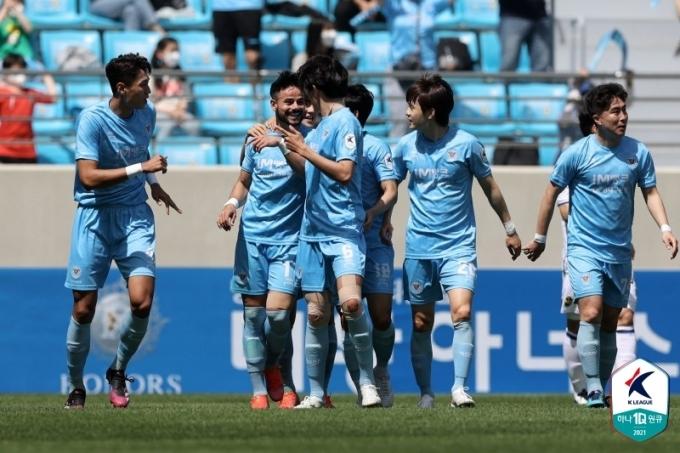 대구FC(한국프로축구연맹 제공)© 뉴스1