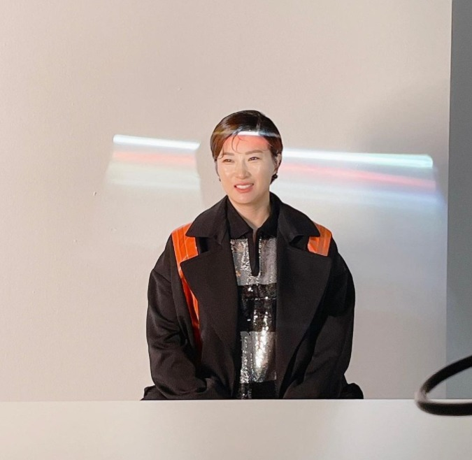 9일 박세리는 자신의 인스타그램을 통해 코로나 완치 소식을 전했다. /사진=박세리 인스타그램
