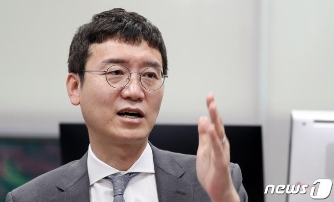 김웅 국민의힘 의원/뉴스1 © News1 김명섭 기자