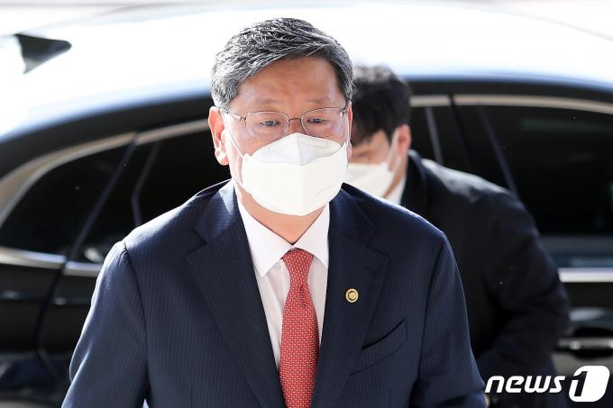이용구 법무부 차관. 2021.4.1/뉴스1 © News1 이동해 기자