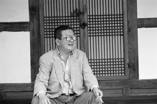 故 구자경 LG그룹 명예회장의 유족들이 분재 5억원 상당을 기부했다. /사진=LG