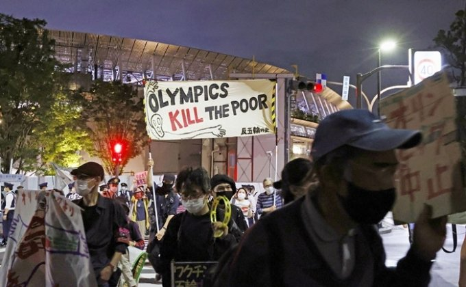 코로나 확산에 개최 반대 서명… 도쿄올림픽 무산?