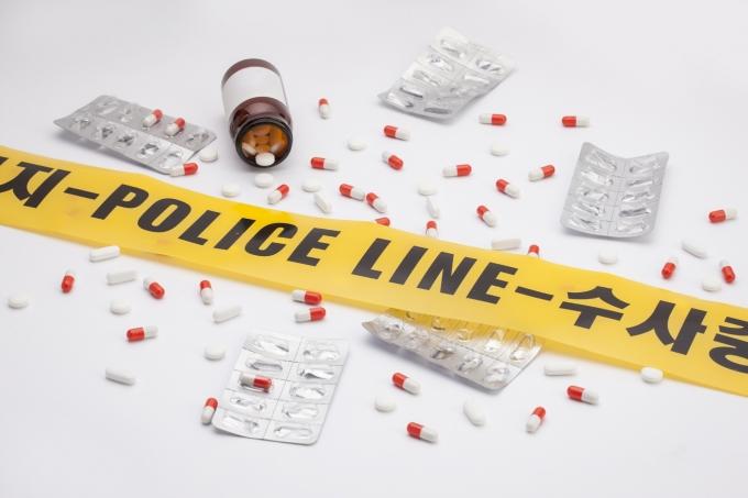 전북경찰청이 SNS로 만난 여성에게 마약을 강제 투약하고 성폭행한 혐의로 20대 남성을 구속했다. /사진=이미지투데이