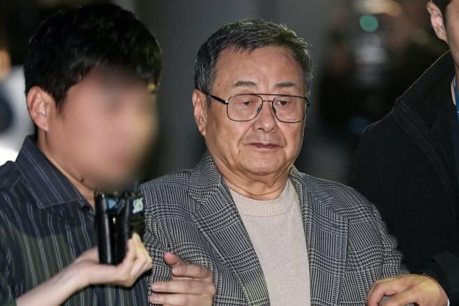김준기 전 DB그룹 회장의 집행유예형이 확정됐다. / 사진=뉴스1 이승배 기자