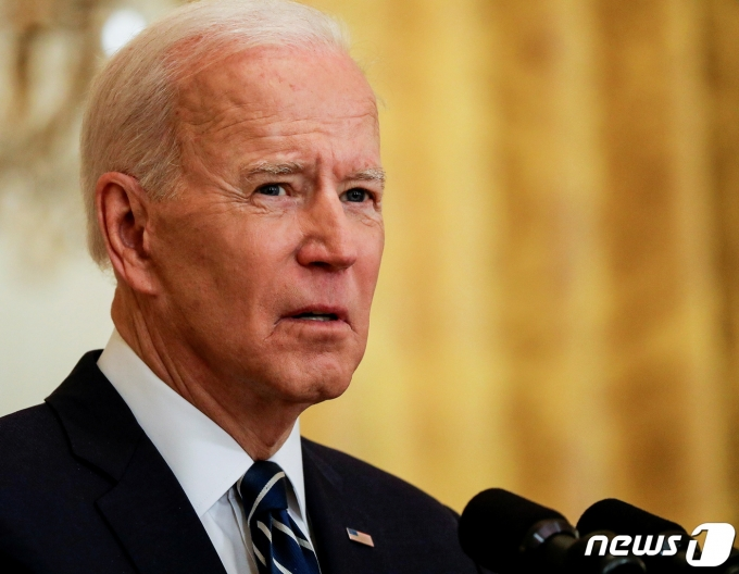 조 바이든 미국 대통령 <자료사진> © 로이터=뉴스1